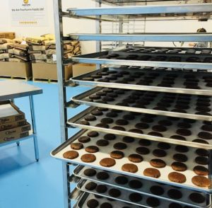 FreeYumm's facility with integrated traceability
