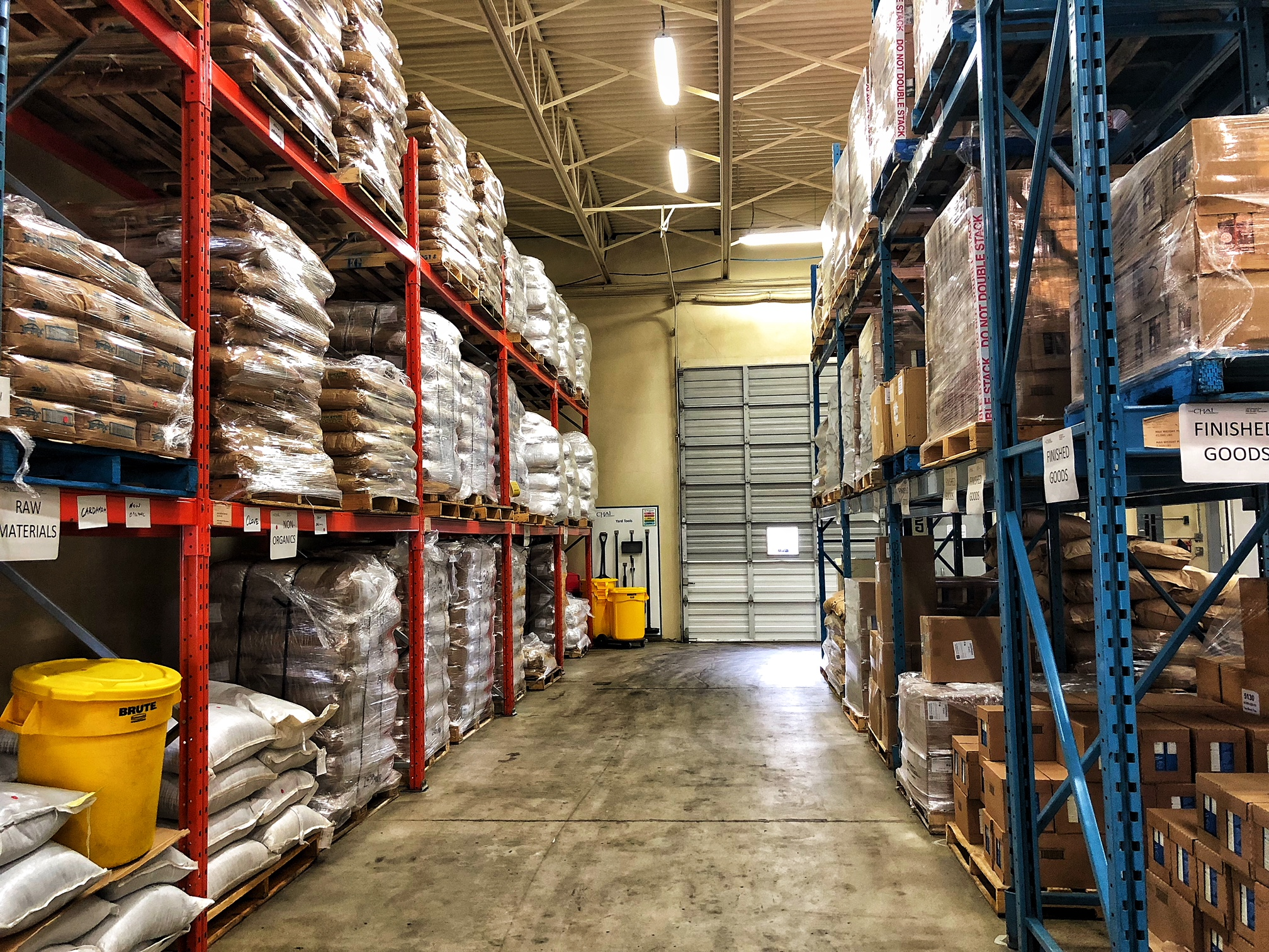 The Chai Company Inventory Management